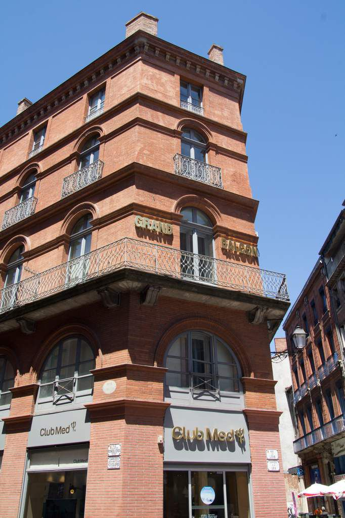 De passage à Toulouse