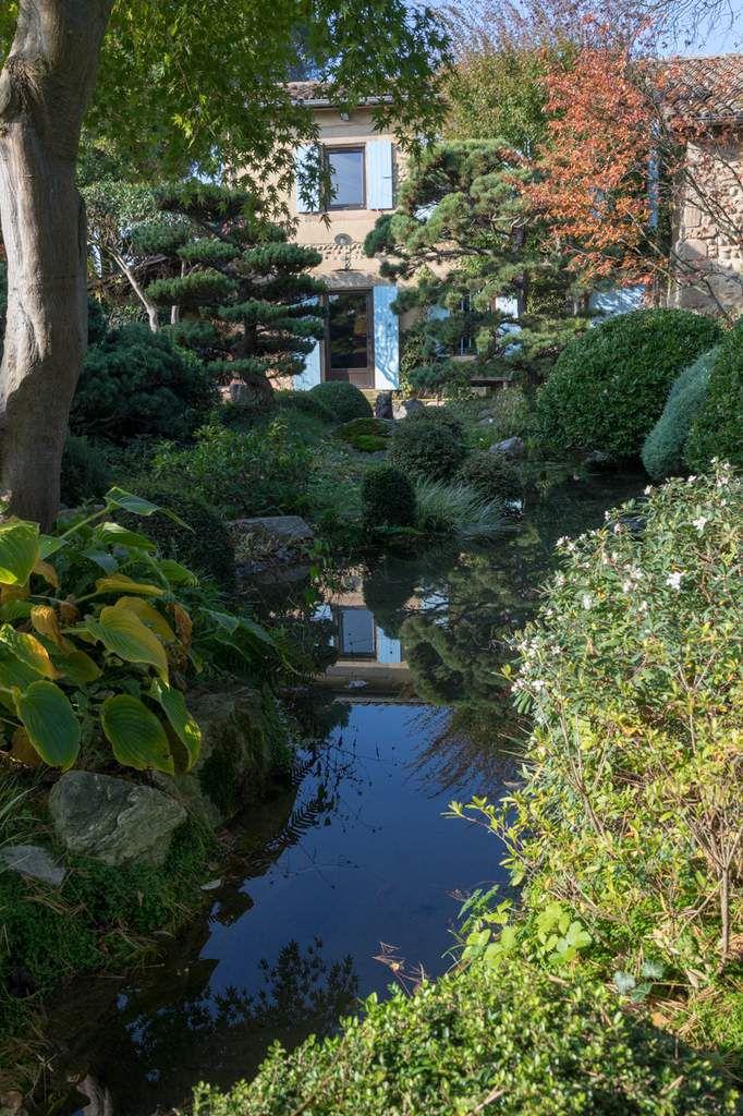 Jardin japonais Eric Borja