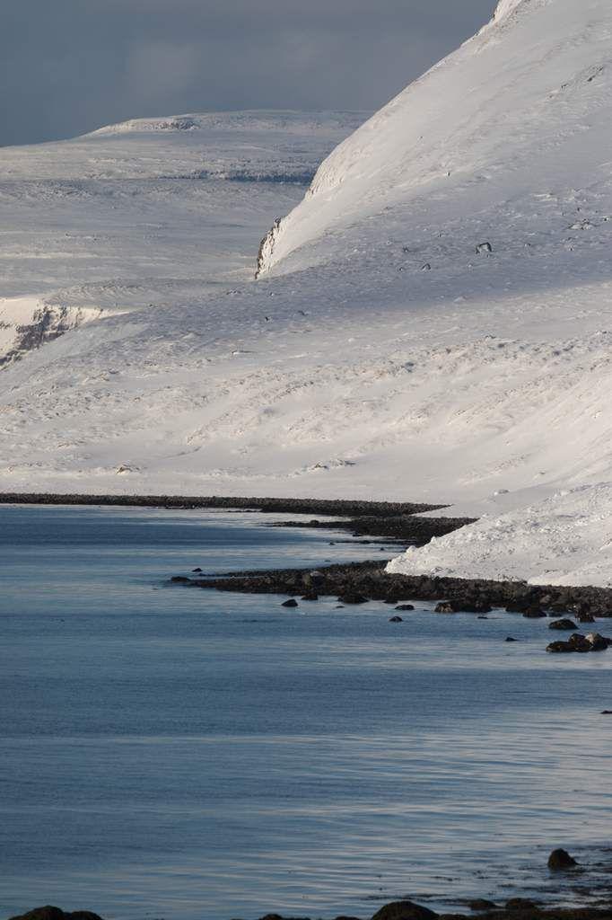 Islande en hiver - Hornstrandir - J7 de belles lumières