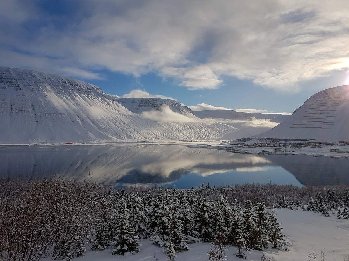 Islande en hiver - Hornstrandir - J5 Isafjordur