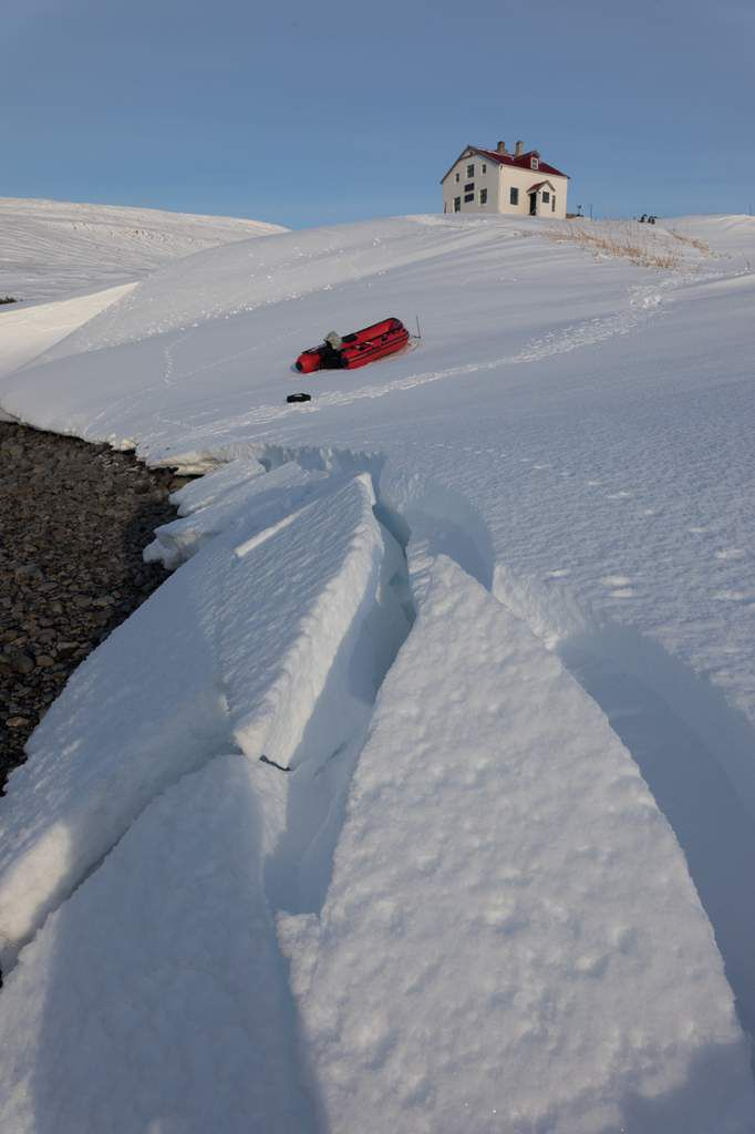 Islande en hiver - Hornstrandir - J8 Qu'est ce qu'on est bien ici !