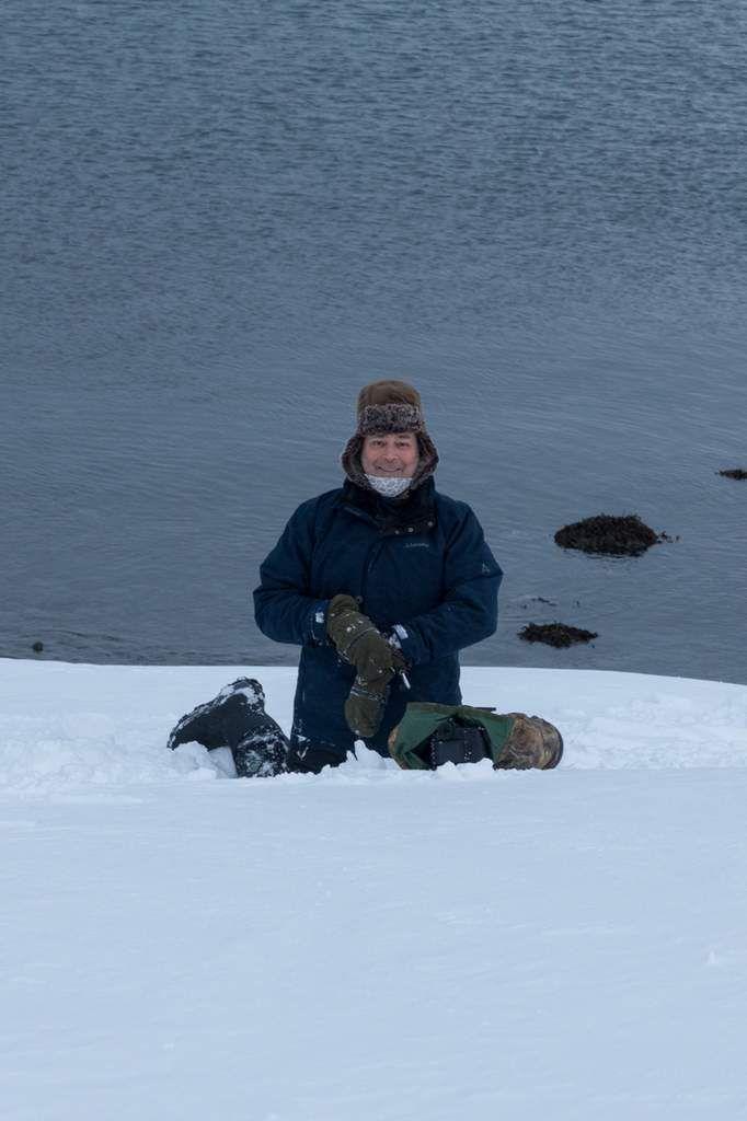 Islande en hiver - Hornstrandir - J10 le retour du petit poilu