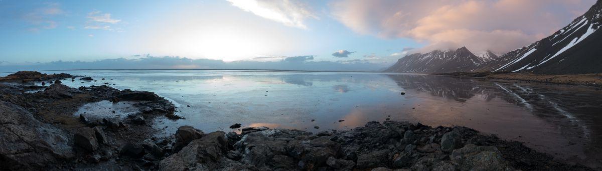 Islande en hiver - Cote Sud - J15 De Jokulsarlon à Vestrahorn