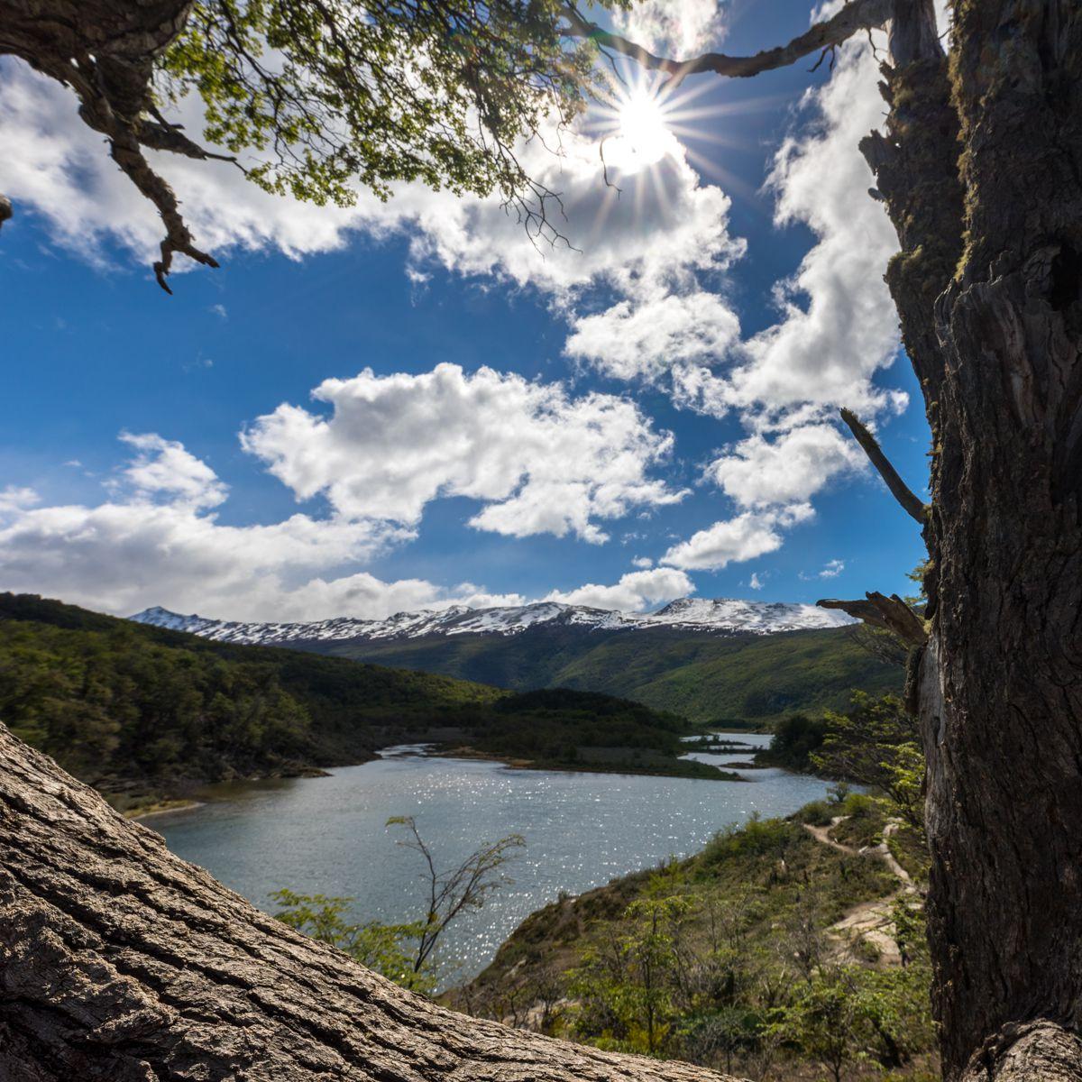Ushuaia - parc naturel et paysages