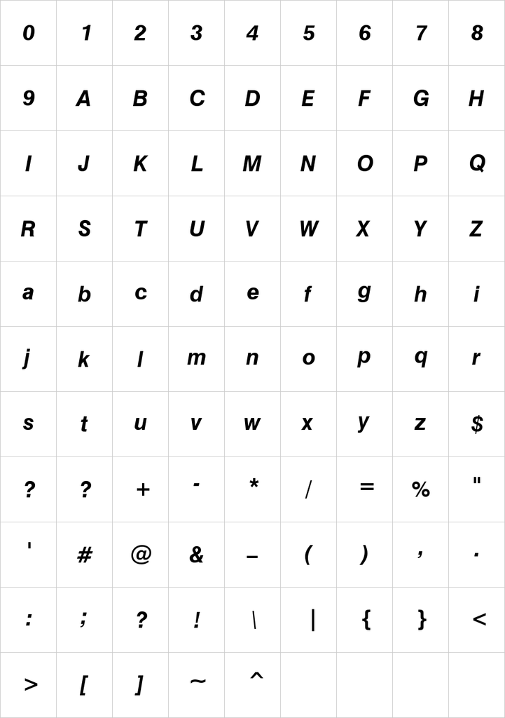 All-time 10 Best Fonts for Free Download - Sassoon Infant, Frutiger, Granjon Roman, Avenir Black, Aesthetic fonts