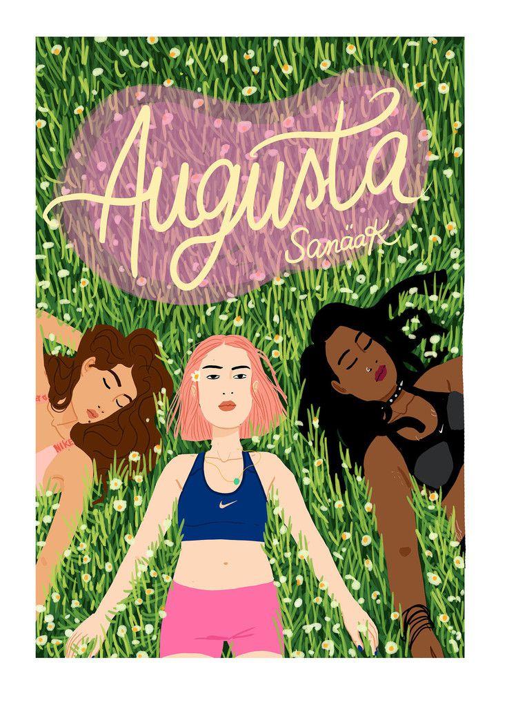 Augusta  ( Sanäa K x Nike )