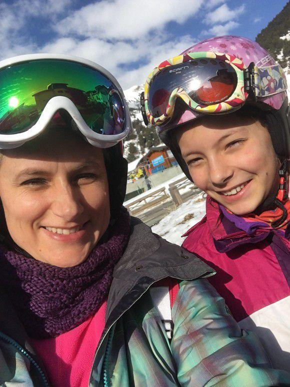 Vacances ski - Aussois 2017