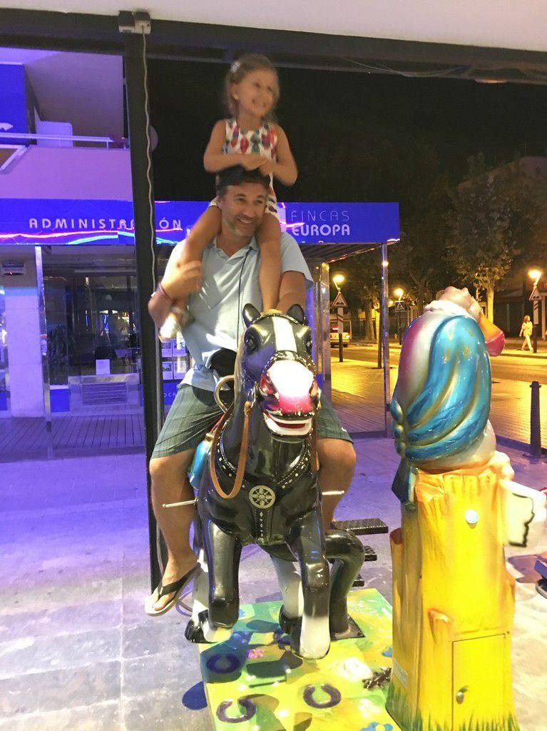 Vacances été 2018 - Salou