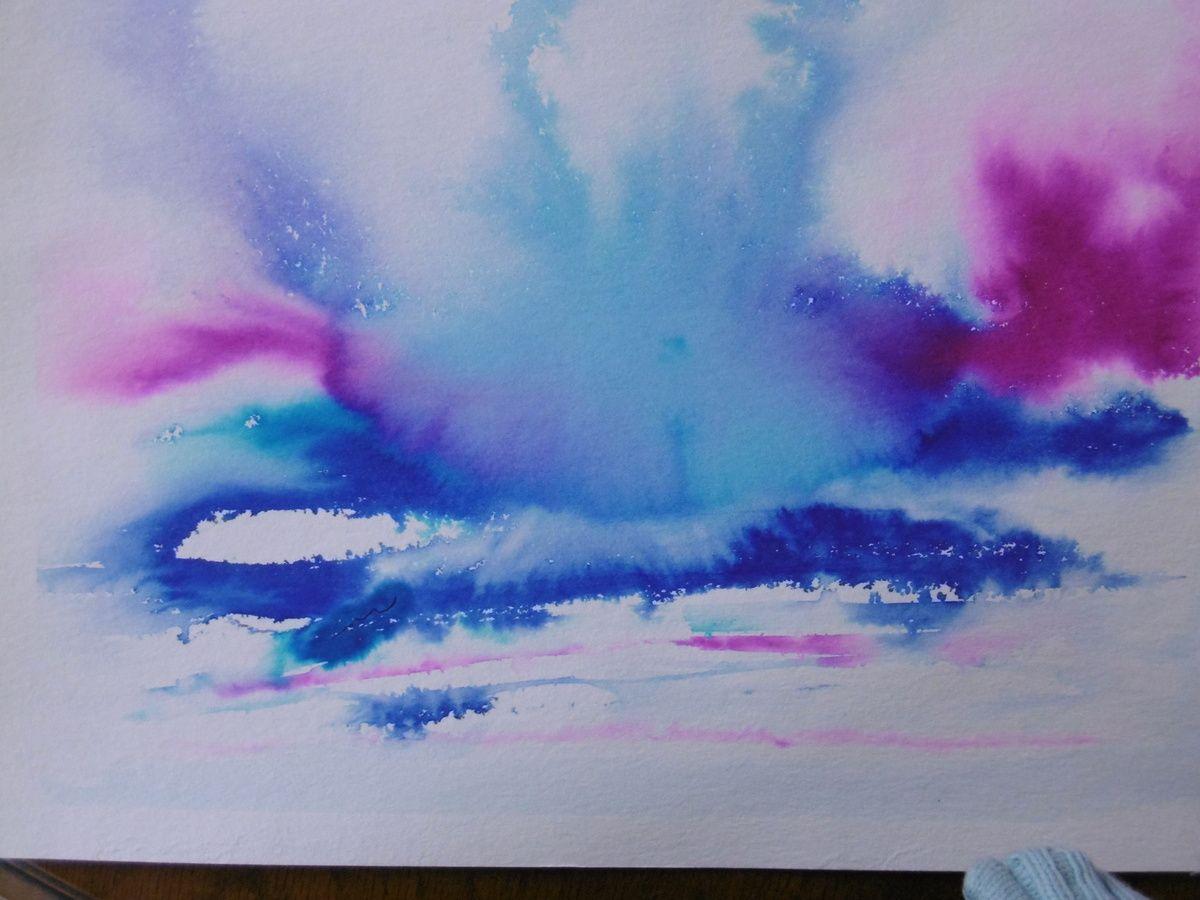 peindre en musique....