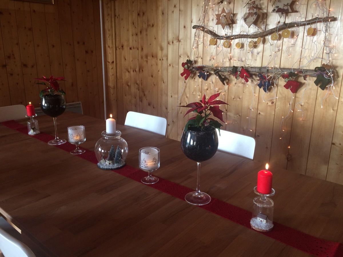 Un joli centre de table