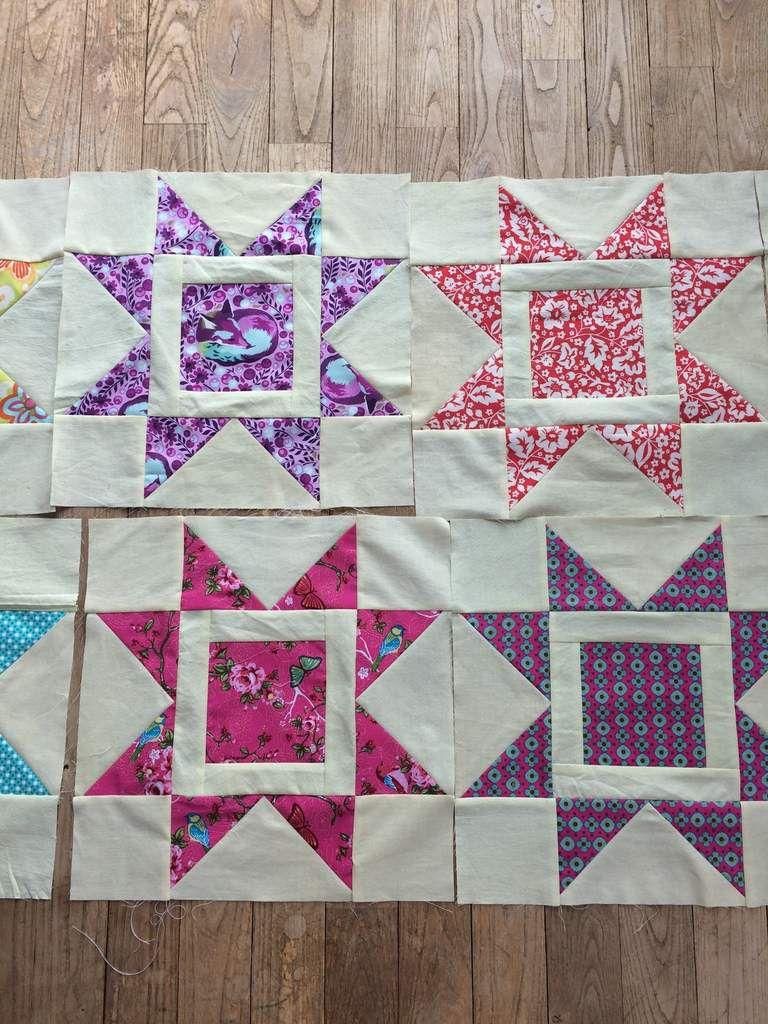 10 blocs terminés