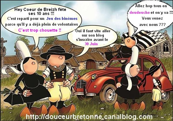 Swap Coeur de Breizh