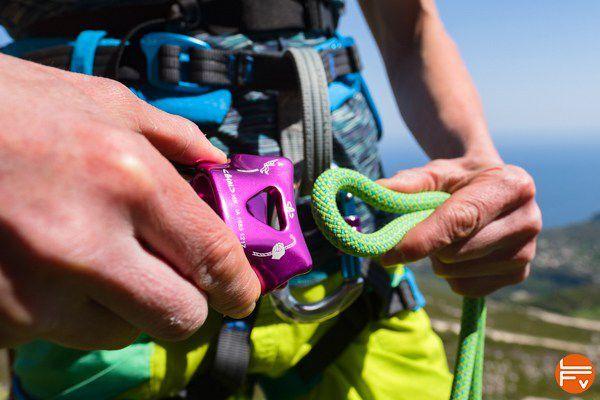 Assurage et escalade : 4 trucs à toujours garder à l'esprit pour la sécurité