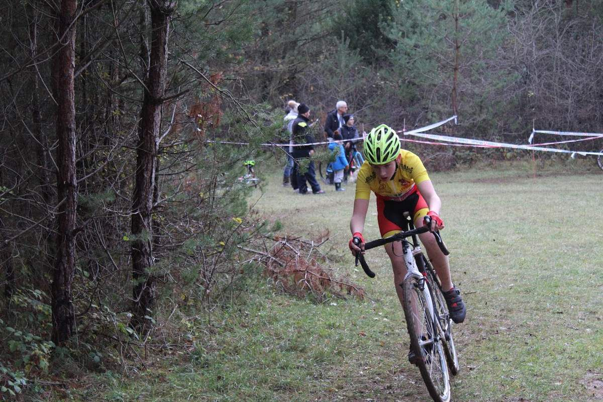 Cyclo Cross de Mourmelon 23/11/2019