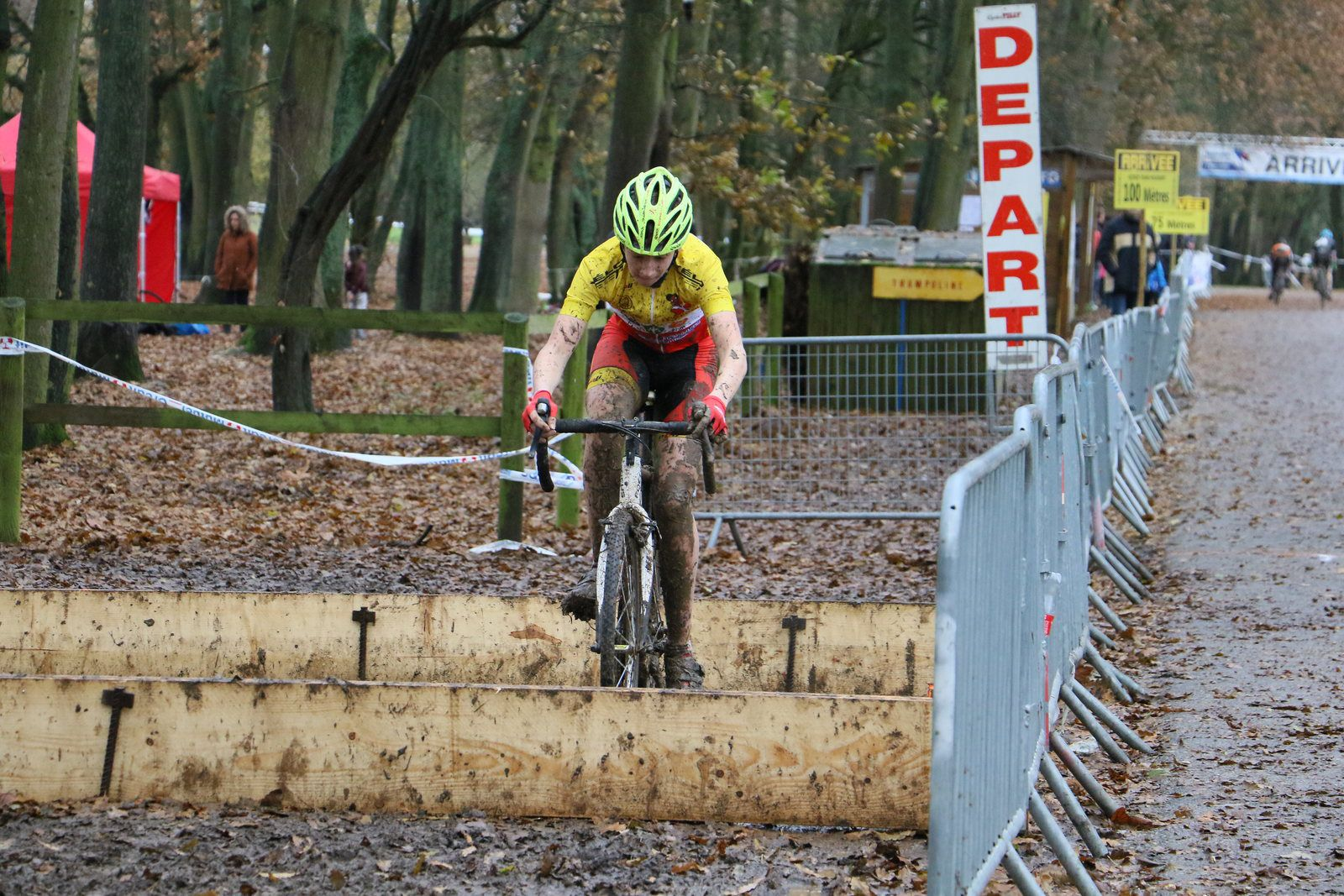 Cyclo-Cross Saint Quentin en Yvelines 08/12/2019