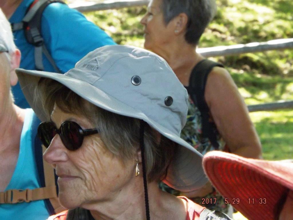 RANDO: Riom es Montagnes 29/05/2017