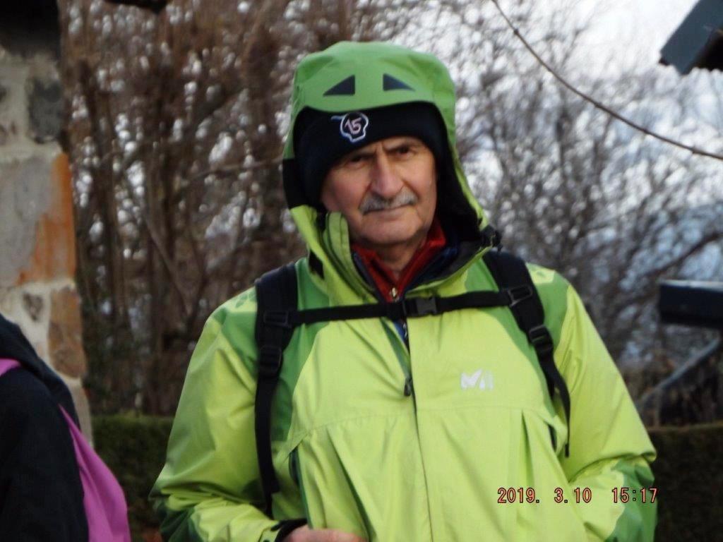 RANDO: ST MARTIN VALMOUROUX 11/03/2019