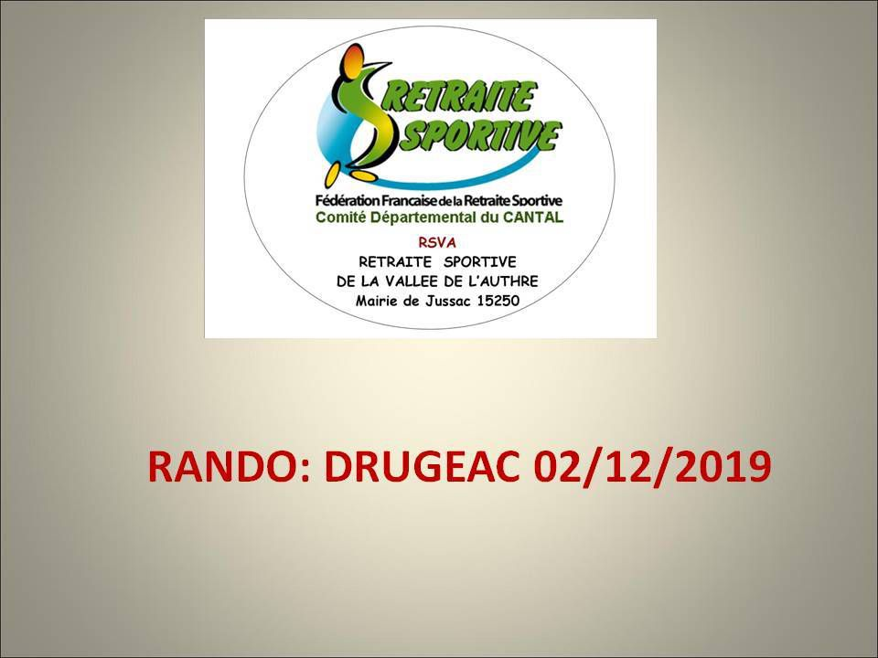 DRUGEAC 02/12/2019