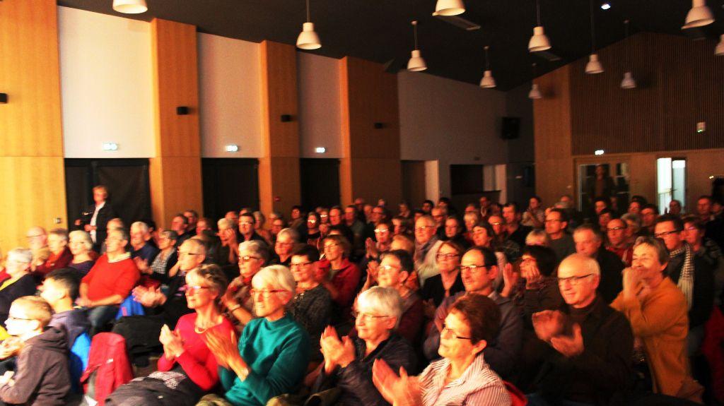 RETOUR SUR LA SOIRÉE THÉÂTRALE: 23/11/2019 - FESTIVAL DES 3 COUPS 7-8-9/02/2020