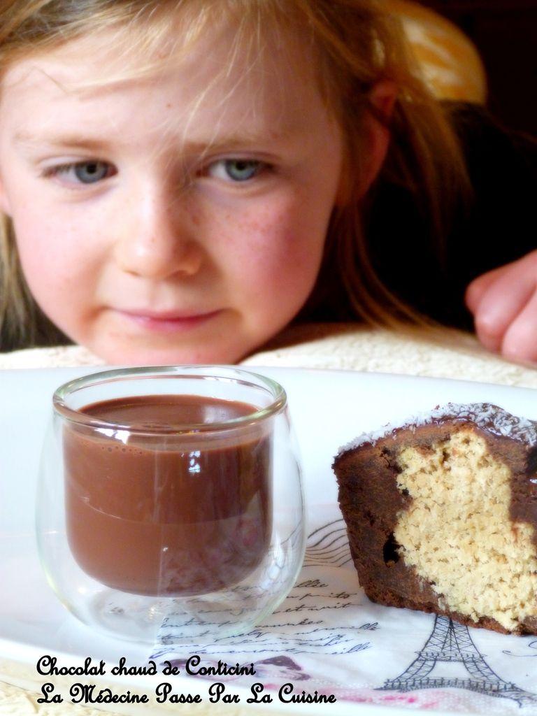 Chocolat chaud de Philippe Conticini pour se réchauffer