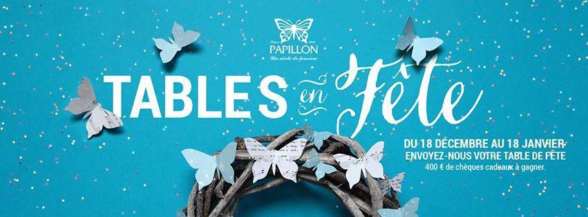 """Jeu concours pour vous """"Tables en Fête avec Roquefort Papillon"""" et sablés vanille/pavot"""