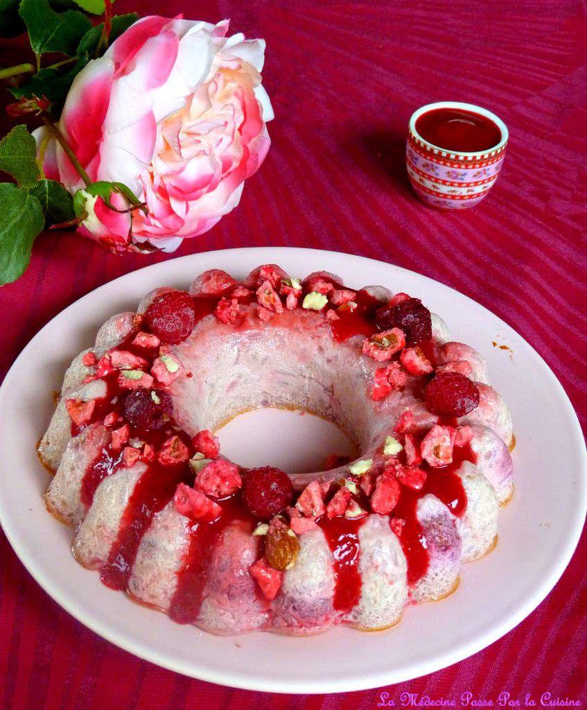 Gâteau de riz tout rose - Battle Food #36
