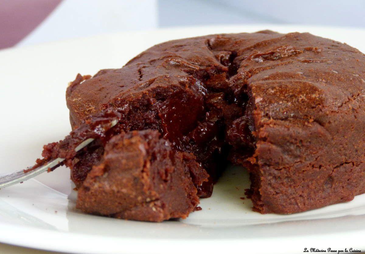 Le choulant au chocolat de Philippe Conticini