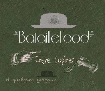 Bataille Food #56: Annonce du thème