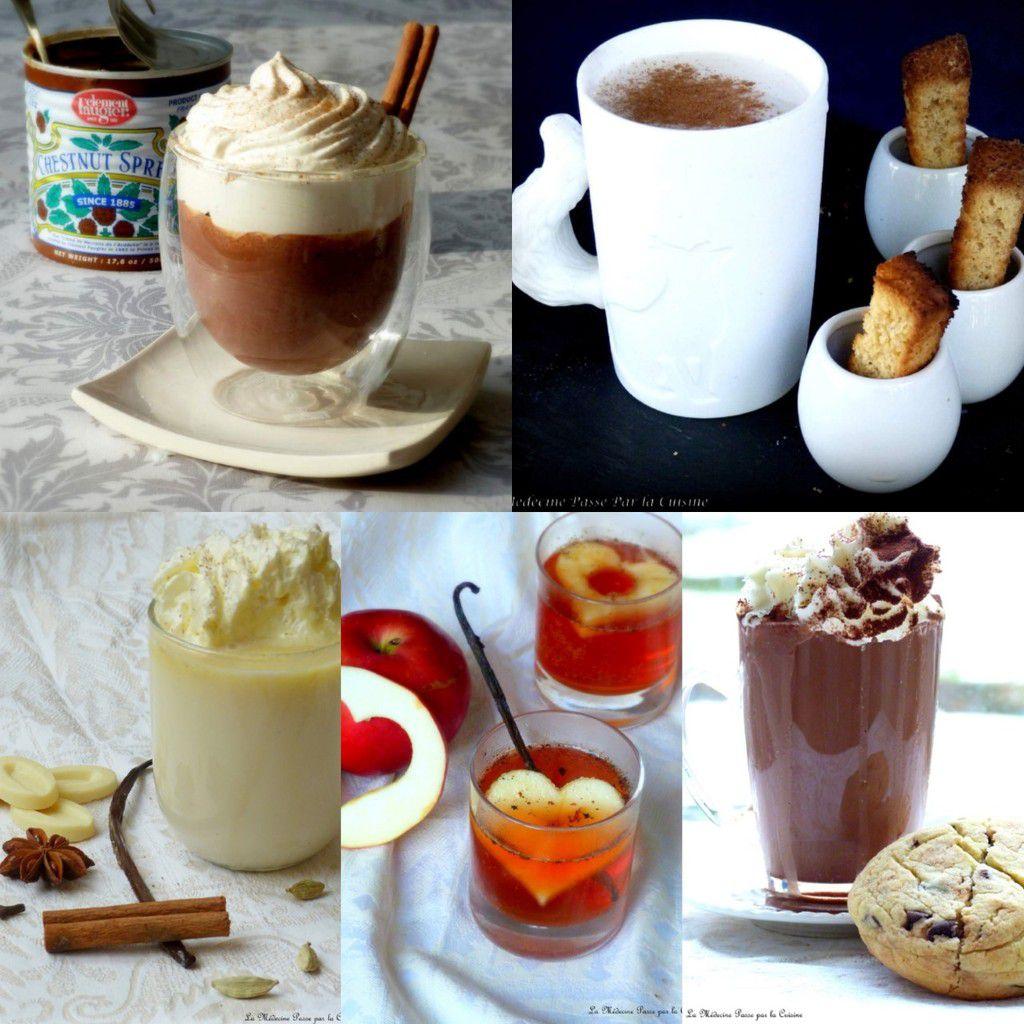 Gla gla gla,on a froid: douze boissons chaudes pour journées frisquettes