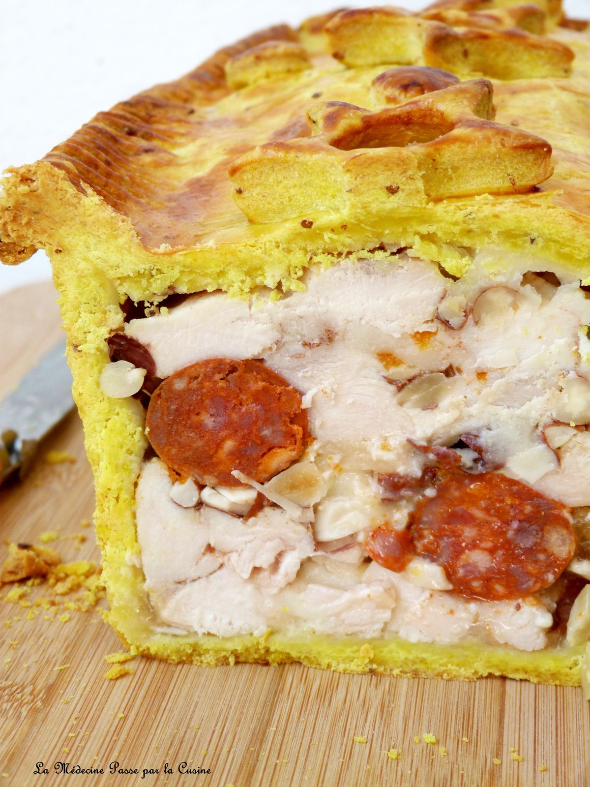 Pâté croute Olé-Olé
