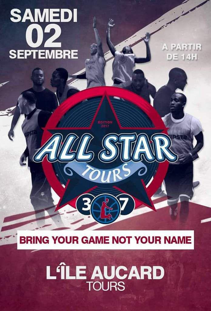 02/09 / All star game à l'ile aucard