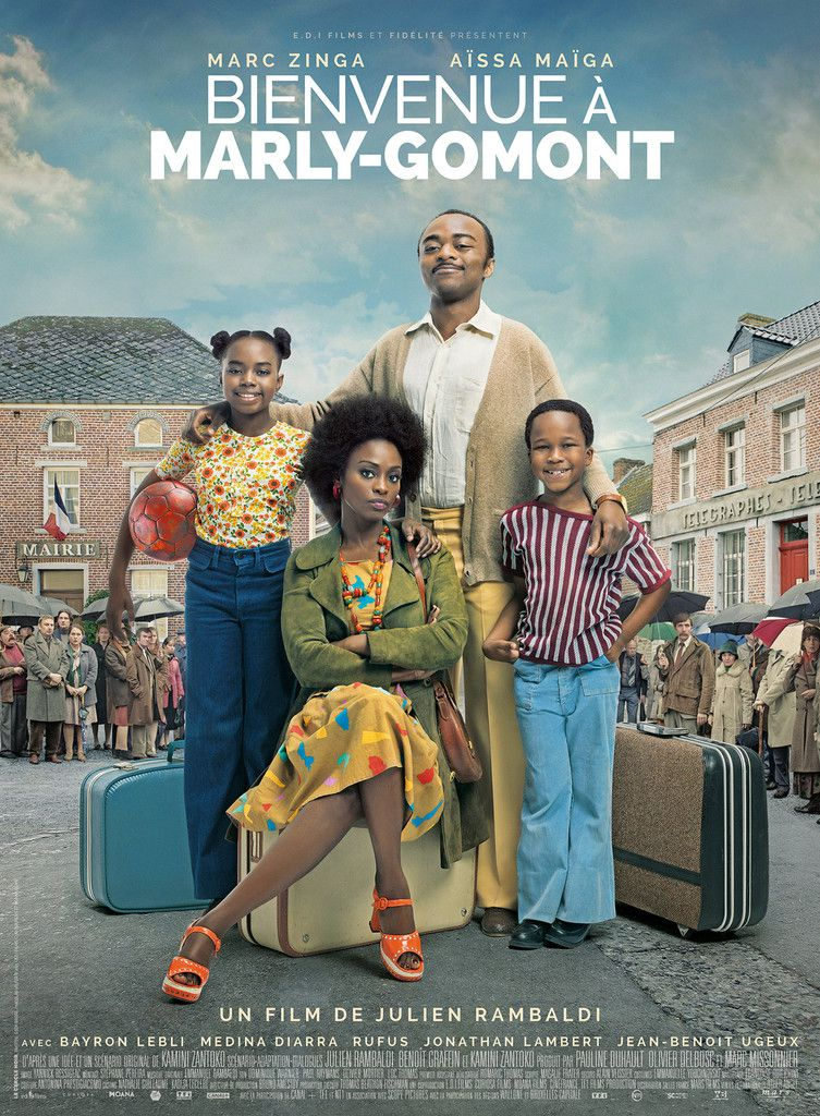 Bienvenue à Marly-Gomont [Film France]