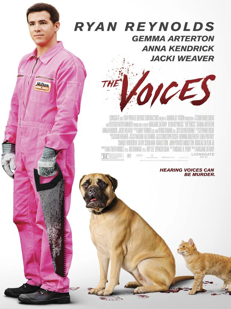 The voices [Film USA / Allemagne]