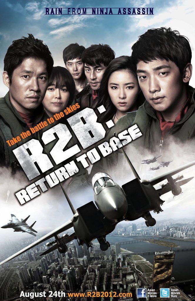 R2B: Return to base [Film Corée du Sud]