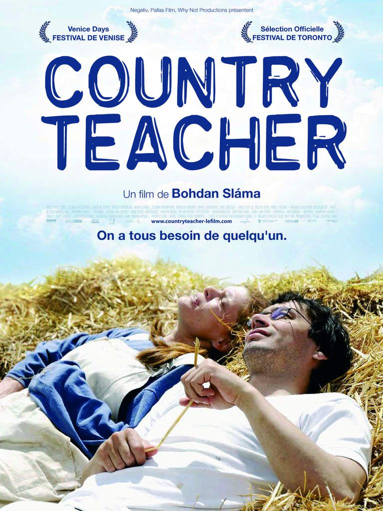 Country teacher [Film République tchèque]
