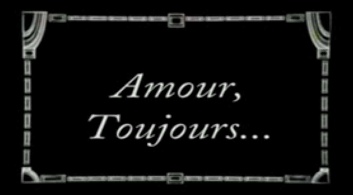 Amour toujours [Cour metrage]