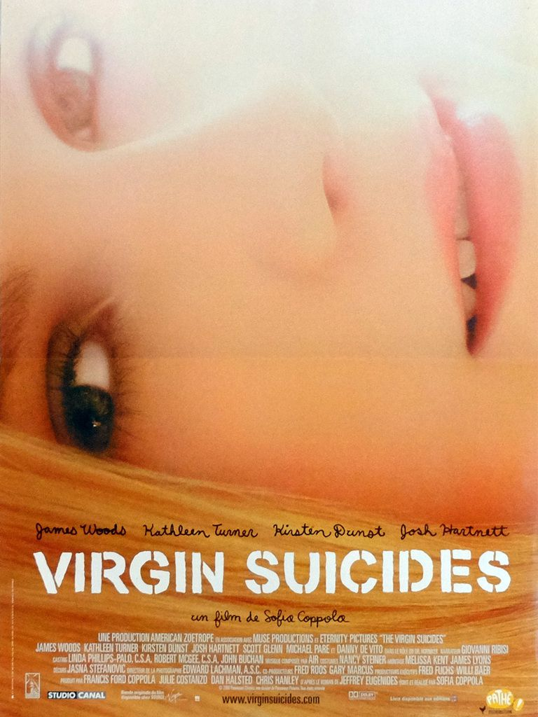 Virgin suicides [Film USA]