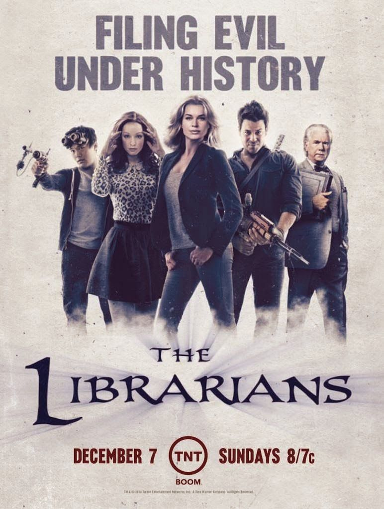 The Librarians [Serie USA]