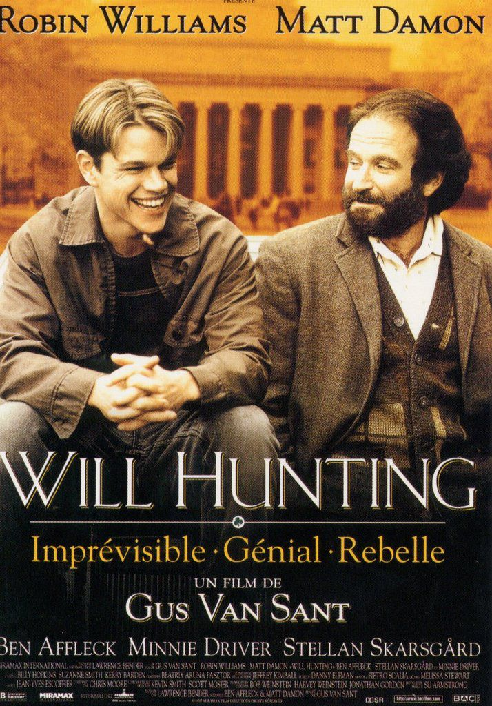 Will hunting [Film USA]