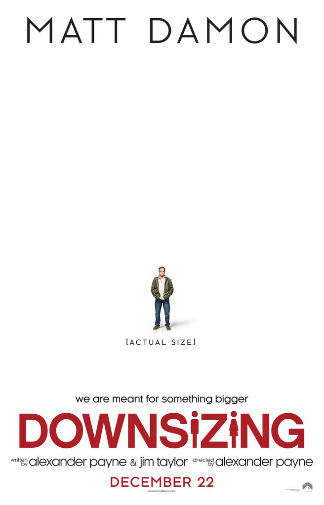 Downsizing [Film USA]
