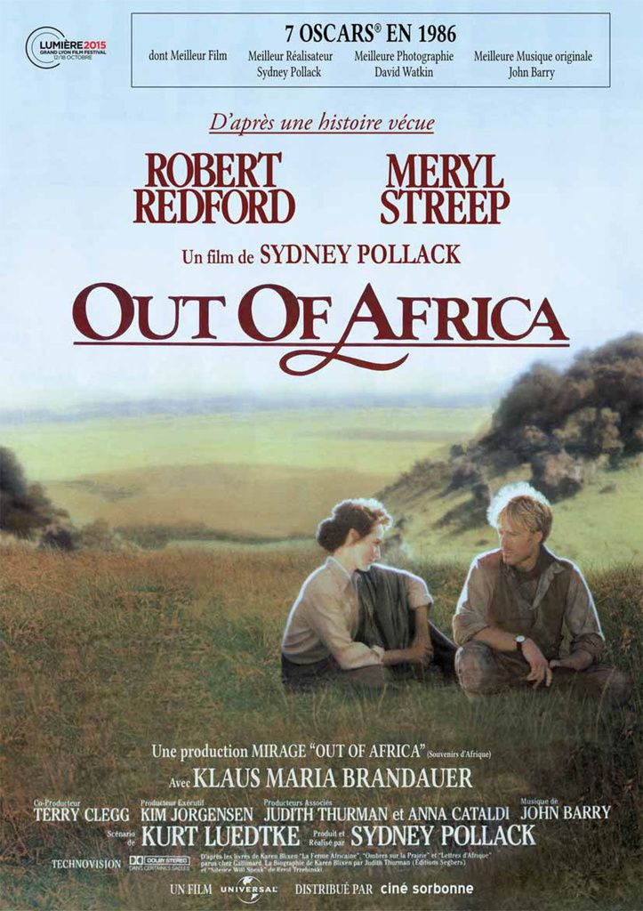 Out of Africa [Film USA]