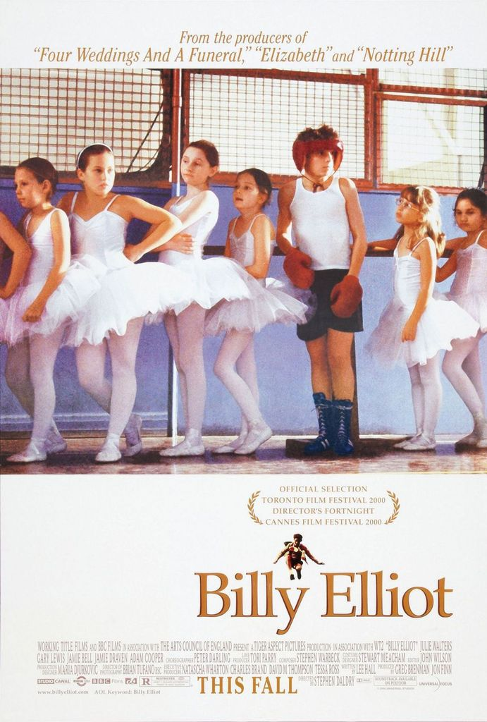 Billy Elliot [Film Angleterre]