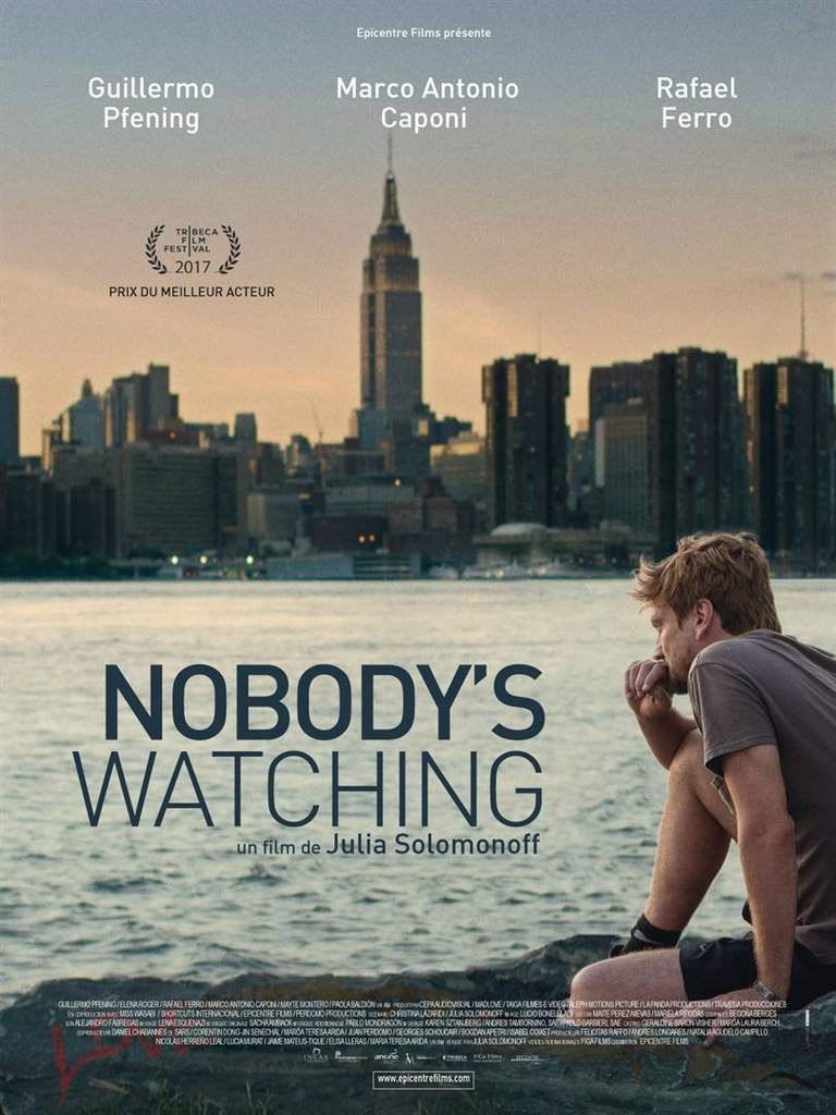 Nobody's Watching [Film Argentine / USA]
