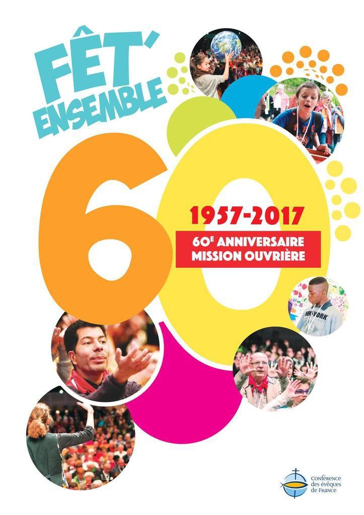 Le 14 octobre 2017, la Mission Ouvrière de Toulouse (31) fêtait les 60 ans de son existence avec 150 personnes