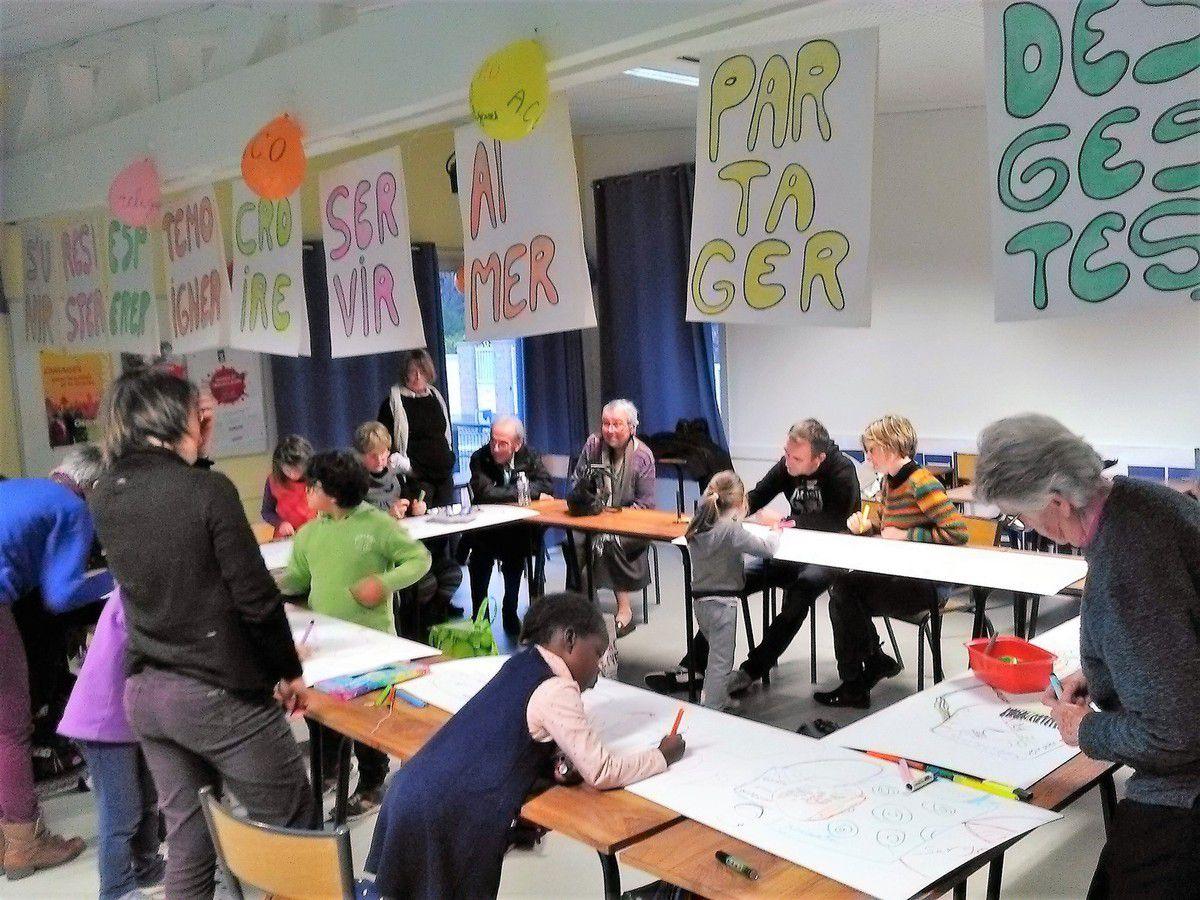 Fête des 60 ans la Mission Ouvrière Chalon-Chagny : 10 décembre 2017