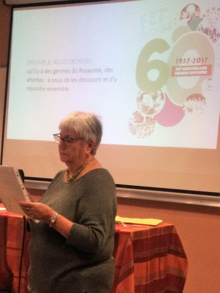 Retour sur la fête des 60 ans à Marseille le 6 janvier 2018