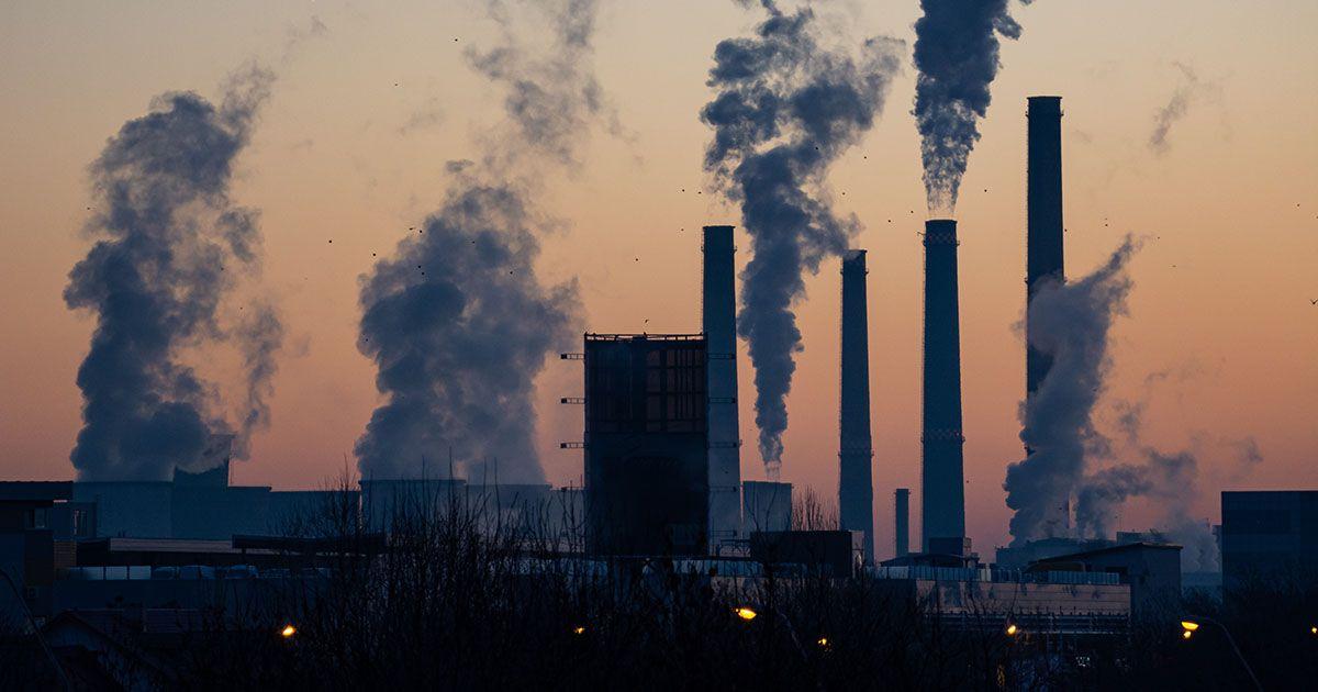 Usines polluantes