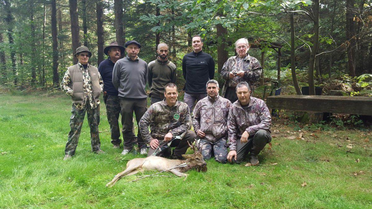 assocition des chasseurs à l'arc de grande briere.