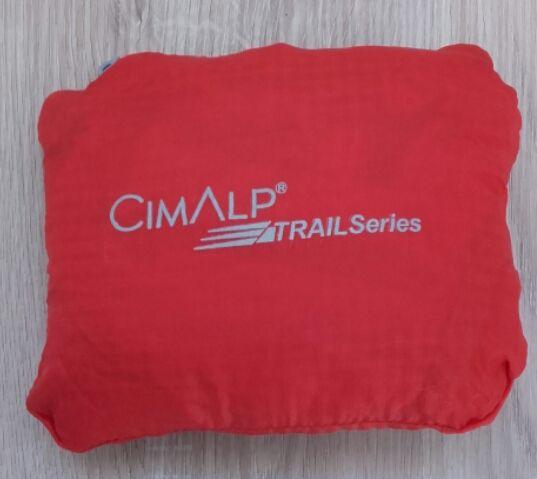 J'ai testé pour vous... Veste coupe-vent et ultra légère Skin 2 de CimAlp