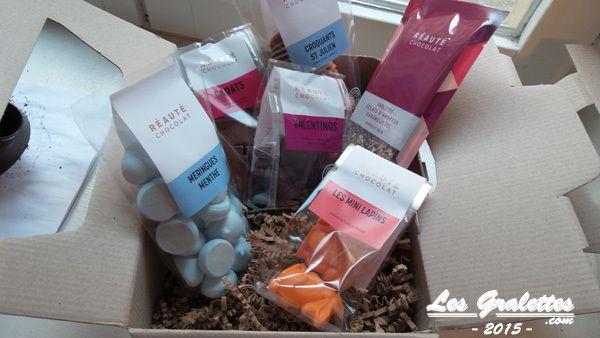 Concours : Gagnant des chocolats de Pâques Réauté